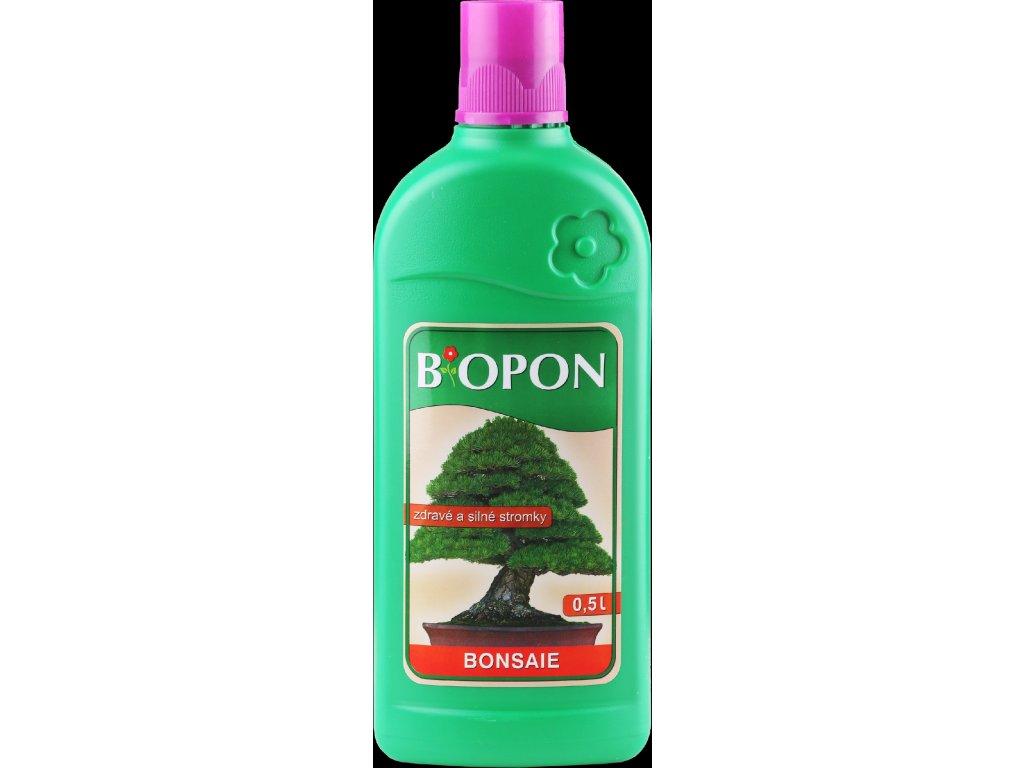 Bopon - kapalné hnojivo na bonsaje 500 ml