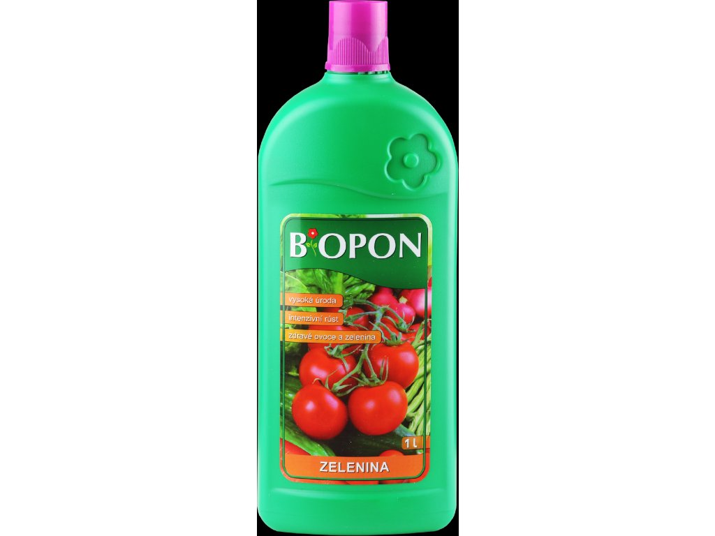 Bopon - kapalné hnojivo na zeleninu 1 l