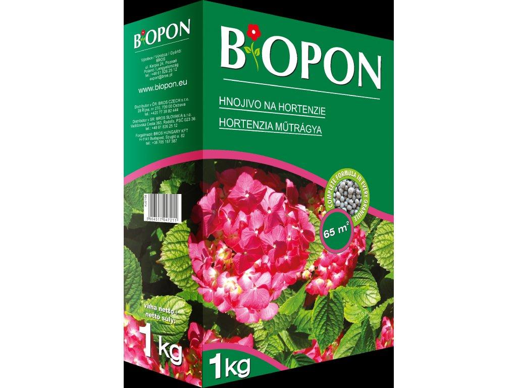 Bopon - granulované hnojivo na hortenzie 1 kg