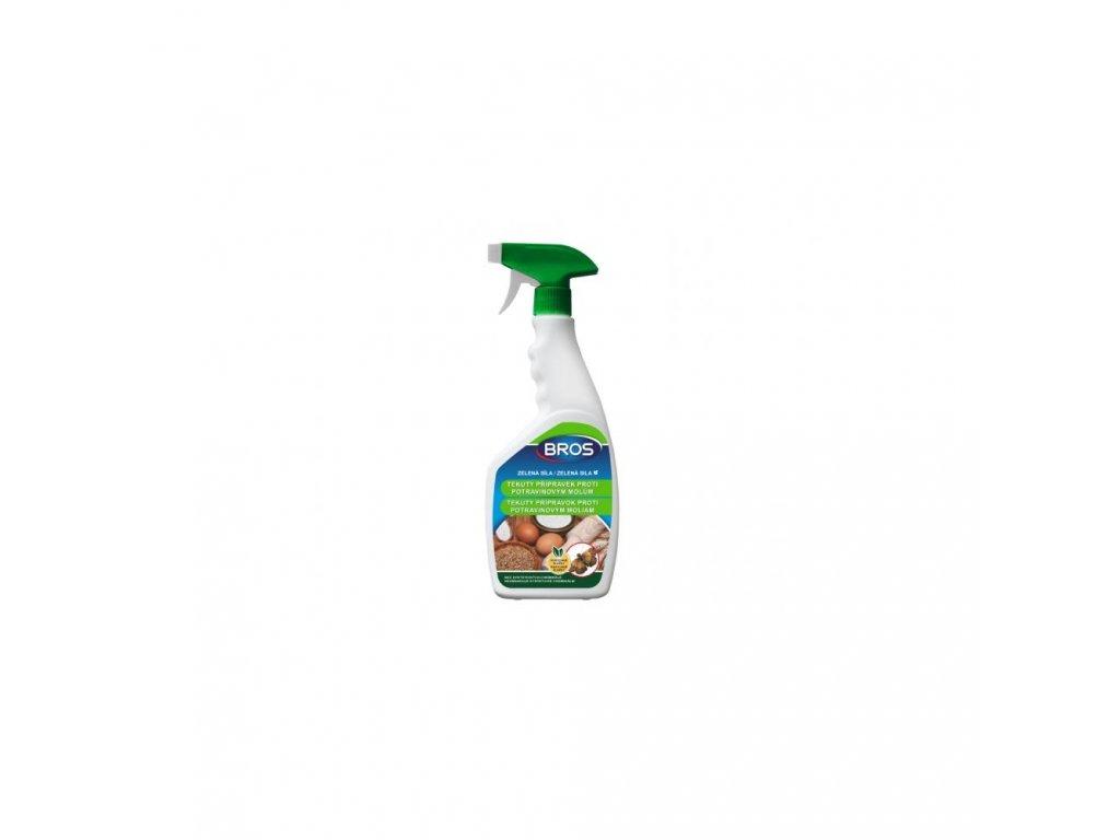 Bros - Sprey proti potravinovým molům 500 ml - Zelená síla