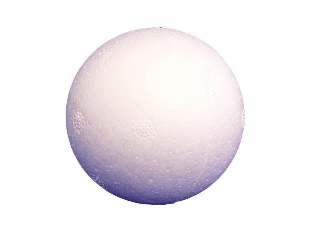 Aranžovací koule  8 cm - POLY