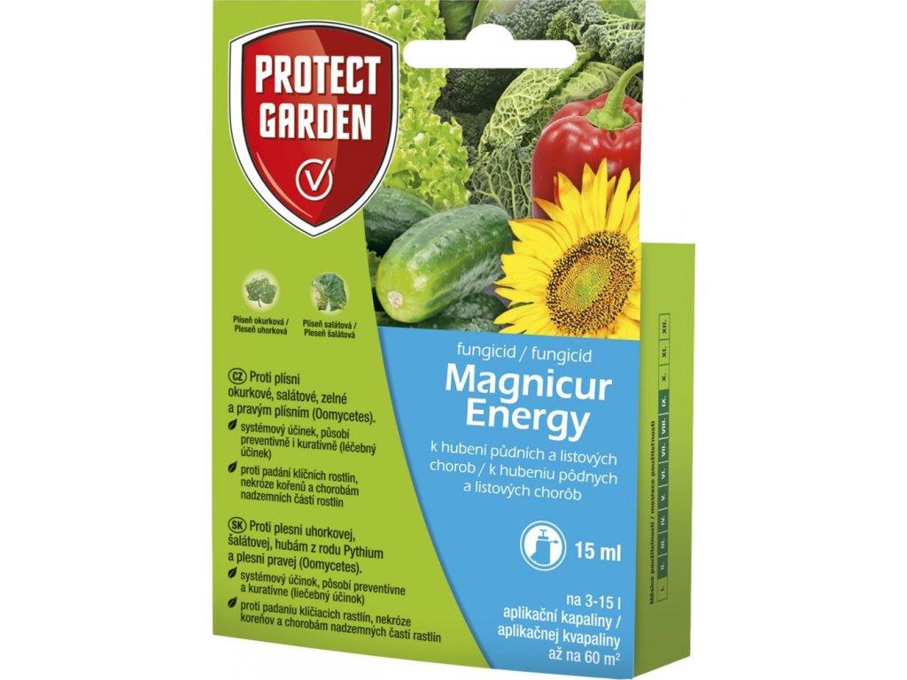 Magnicur Energy - okrasné rostliny, zelenina 15 ml (previcur)