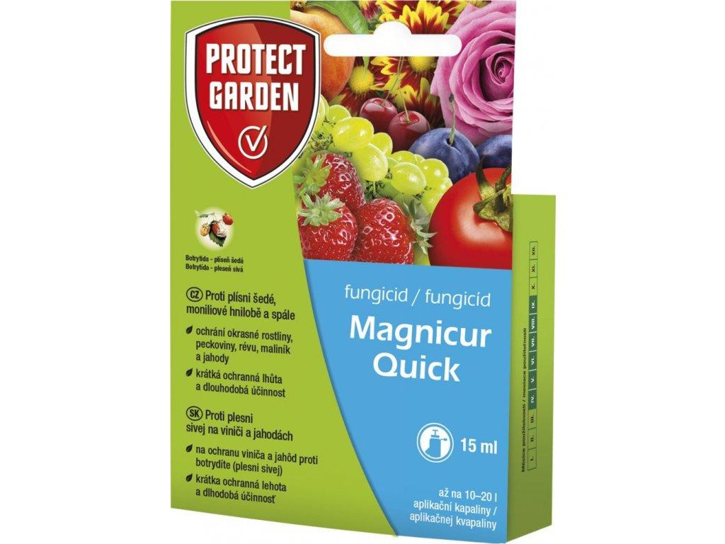 Magnicur Quick - 15 ml PG (teldor)