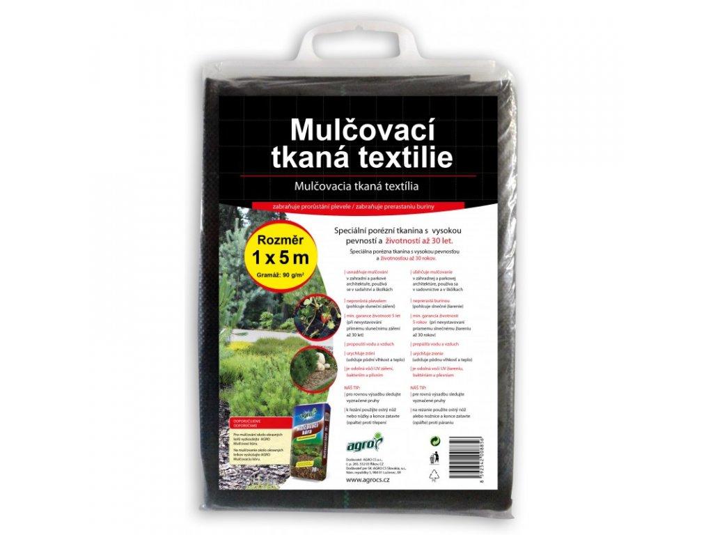 Tkaná textilie AGRO  1 x 5 m  nová