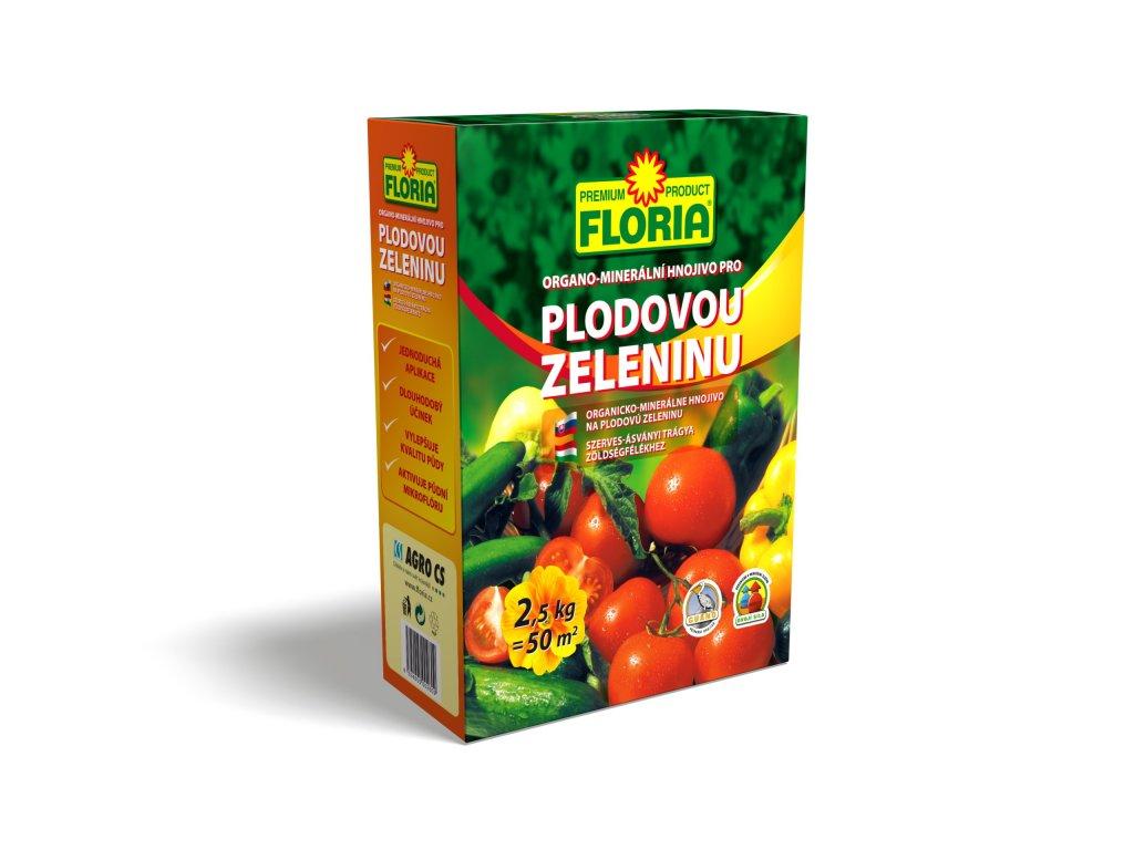 FLORIA  OM hnoj. pro plod. zeleninu  2,5 kg
