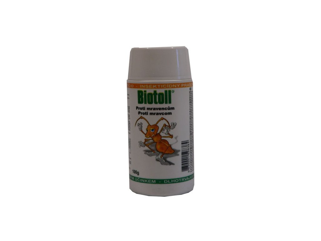 Biotoll proti mravencům 300 g