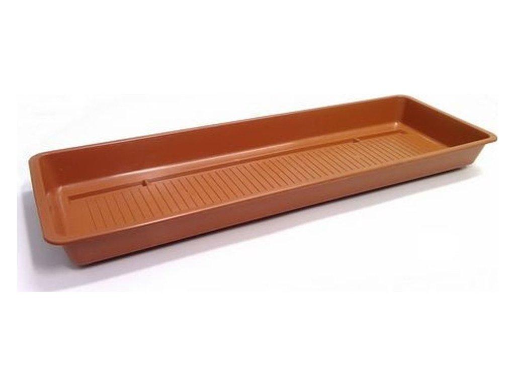 Miska pod truhlík GARDEN 100 cm T