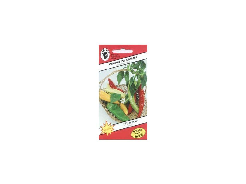 Paprika zeleninová - Saturn