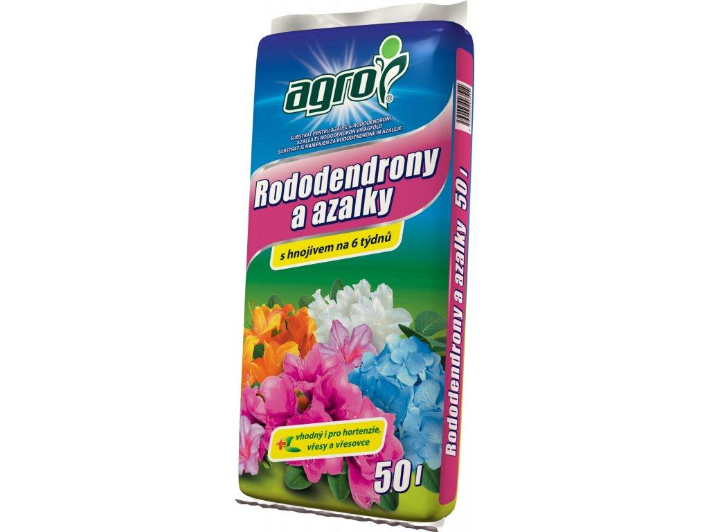 Substrát pro rododendrony a azalky  50 l