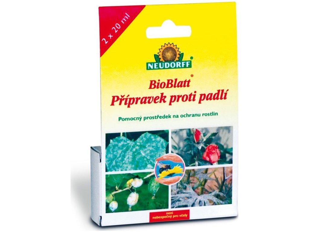 Bioblatt - přípravek proti padlí 2x20 ml