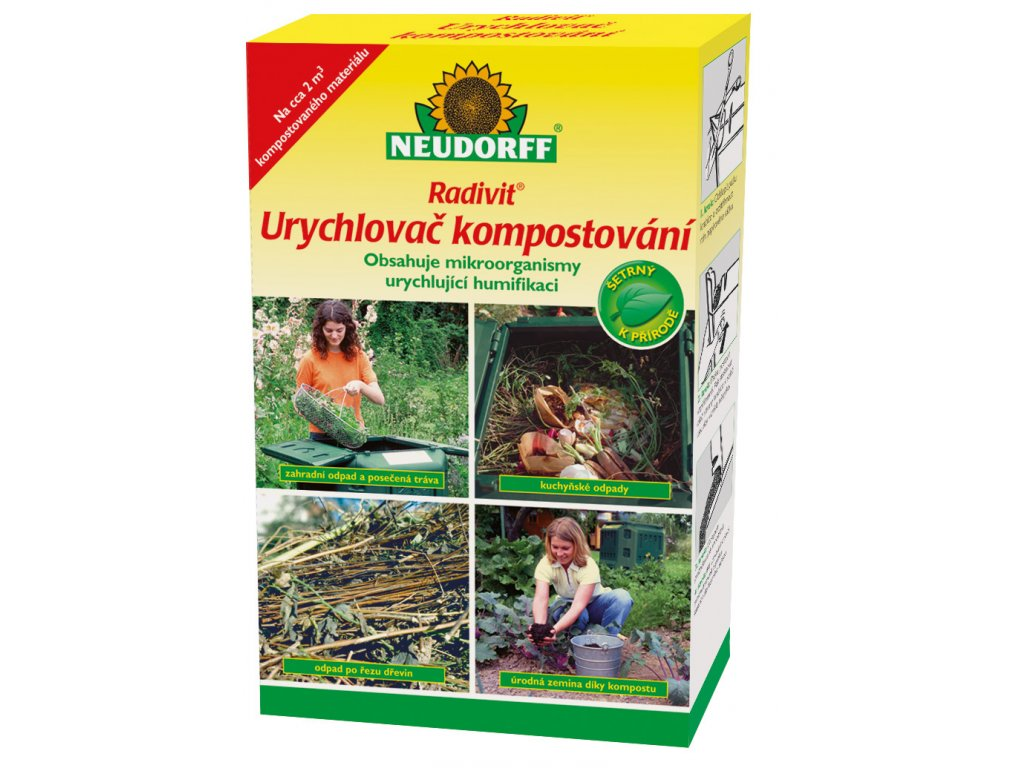 Radivit - Urychlovač kompostu 1 kg