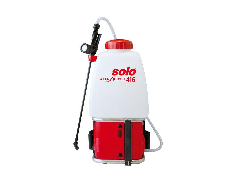SOLO - zádový aku postřikovač 416Li 20 l