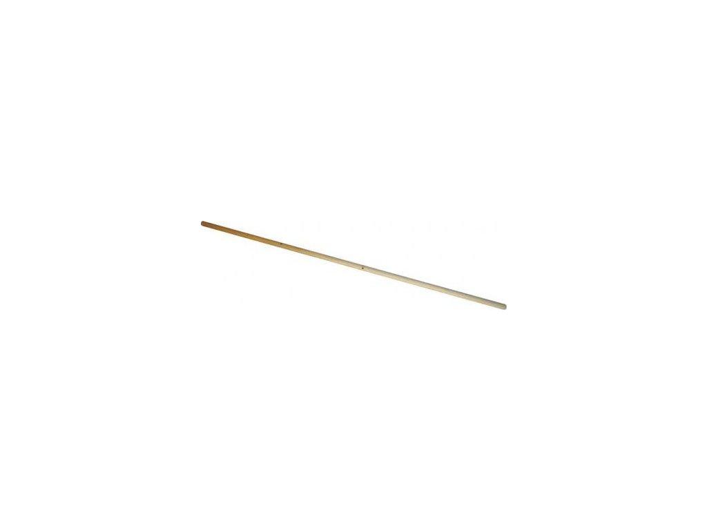 Násada na železné hrábě   160 cm