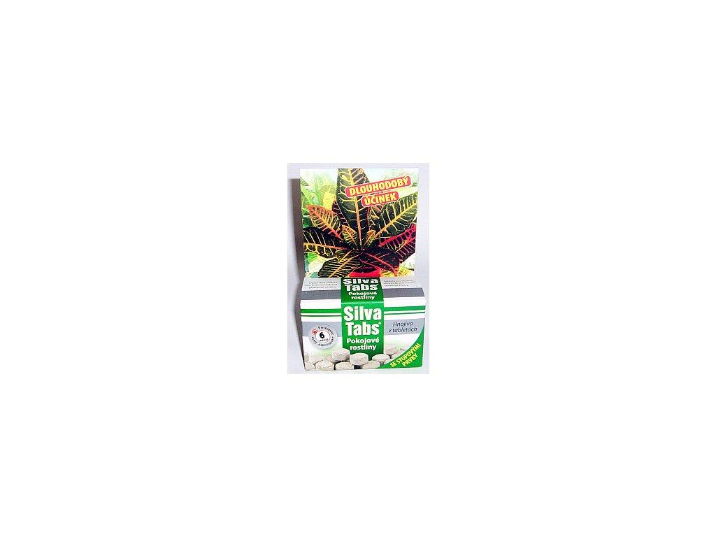 SILVA TABS Pokojové rostliny 250 g