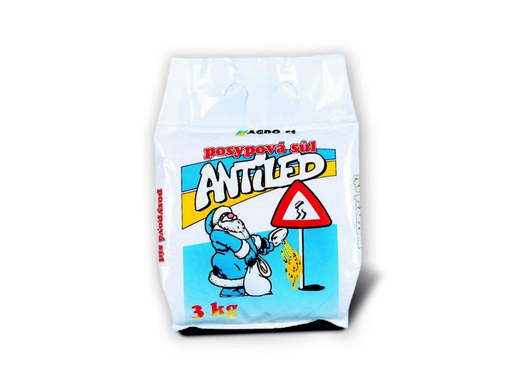 Sůl posypová - Antiled   3 kg