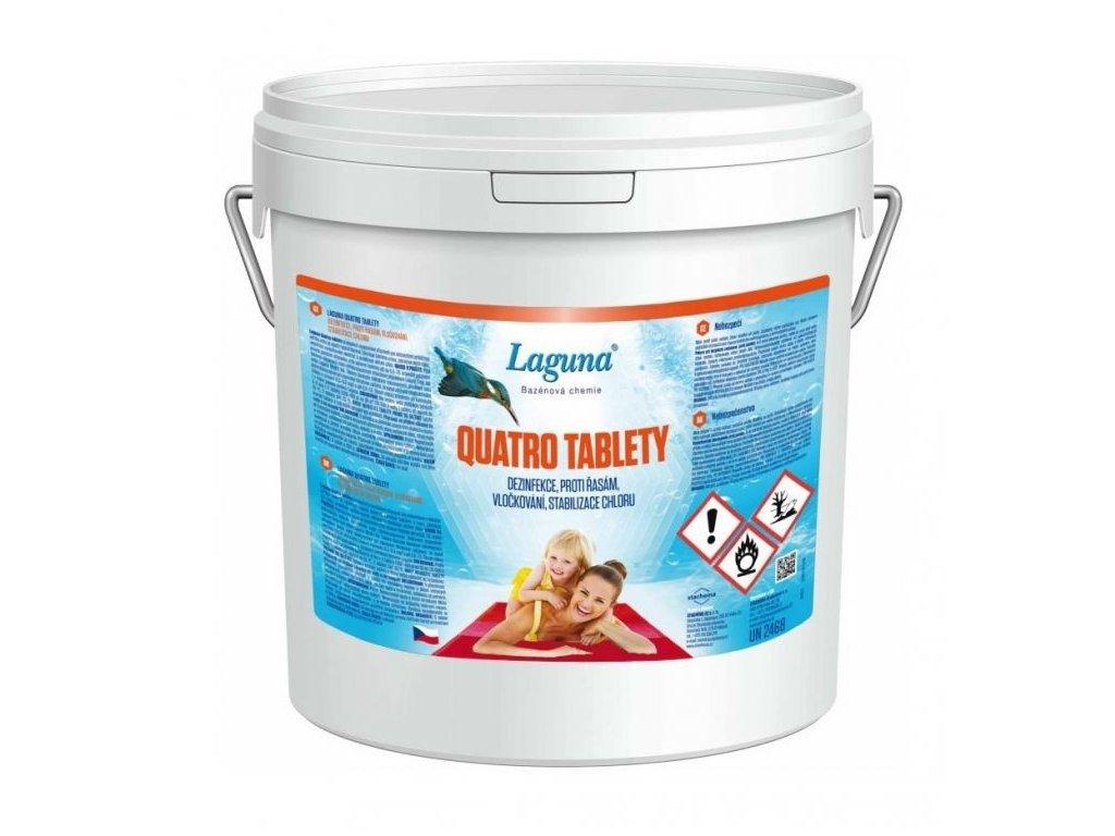 Laguna QUATRO tablety 4 v 1 5 kg