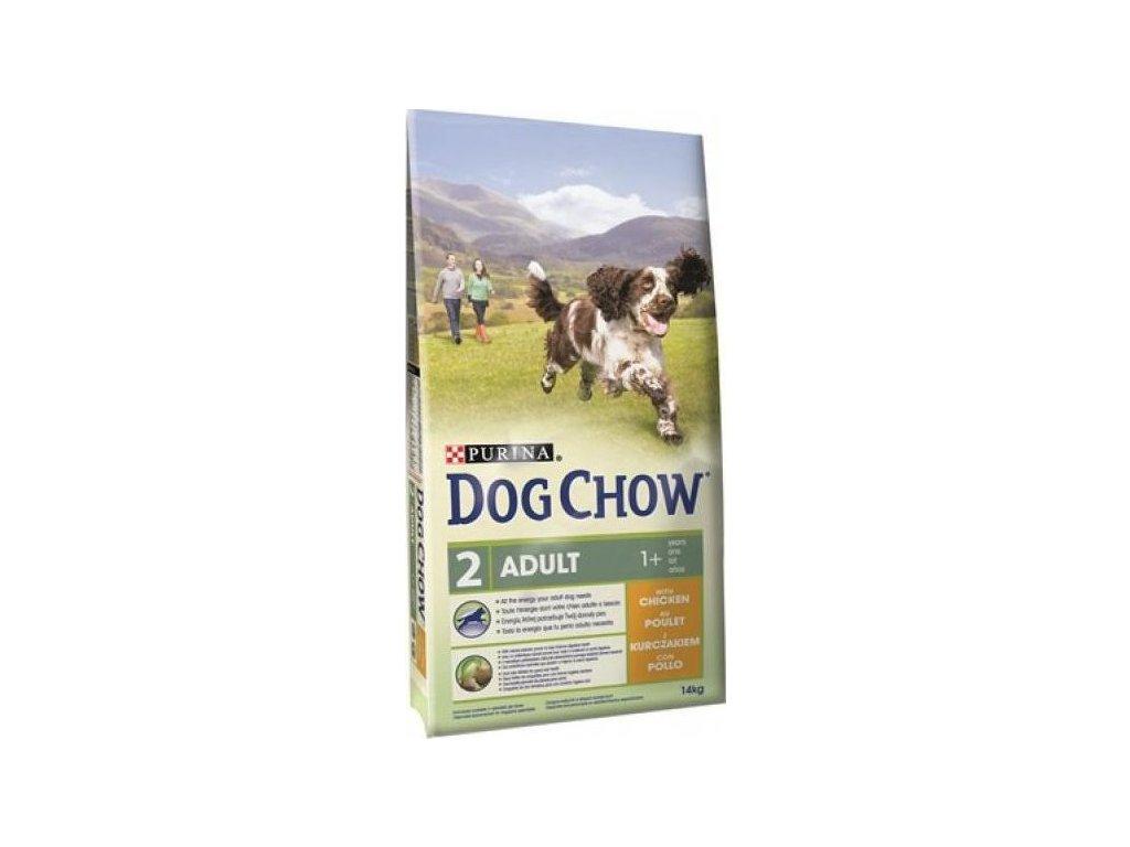 Purina Dog Chow kuře 14 kg