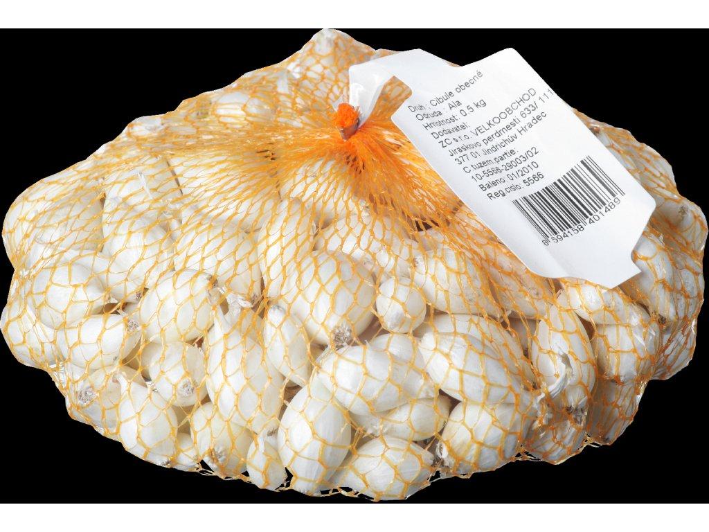 Sazečka SNOWBALL (whiteglobe) bílá 500 g