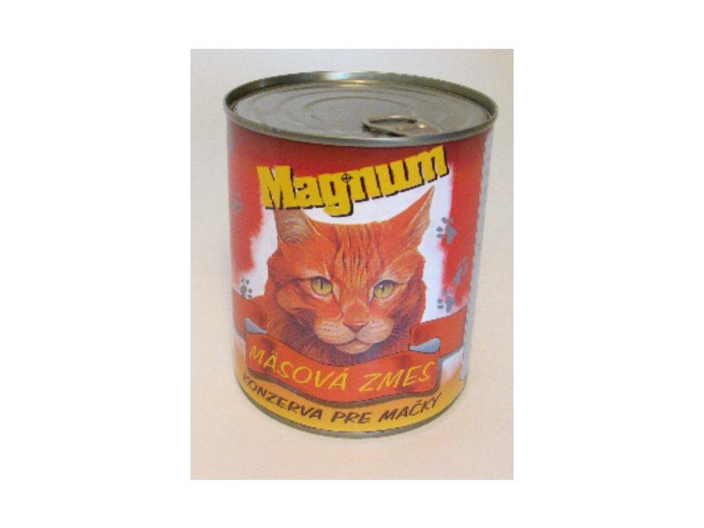 Magnum KOČKA masová směs 855 g