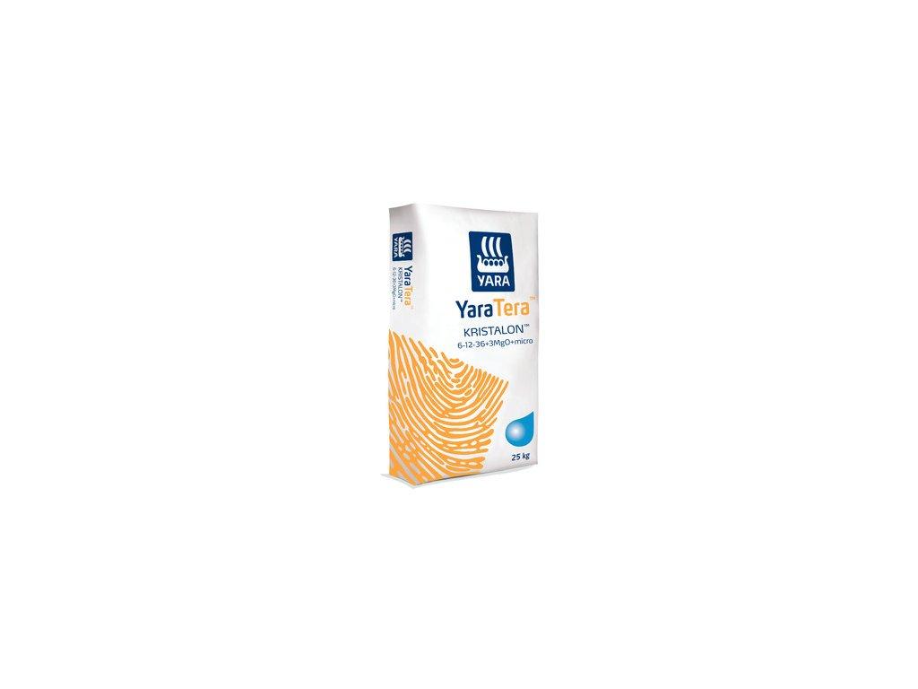 YaraTera Kristalon oranžový 6+12+36+3 25 kg