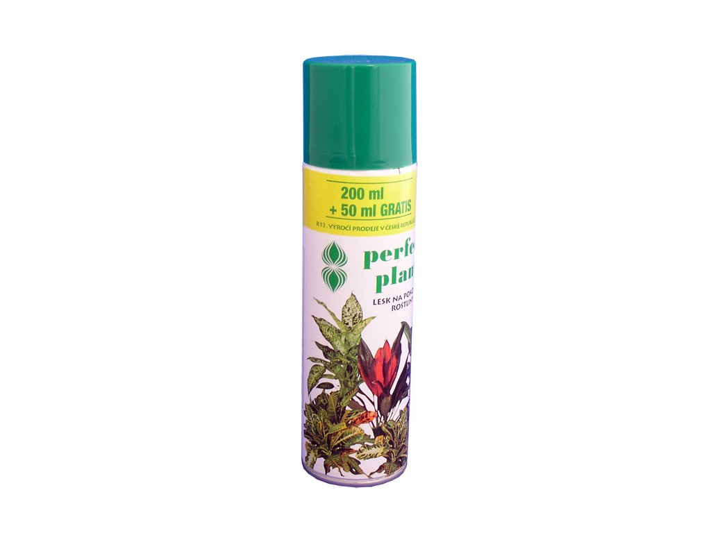 Perfect plant lesk 200 ml + 50 ml zdarma