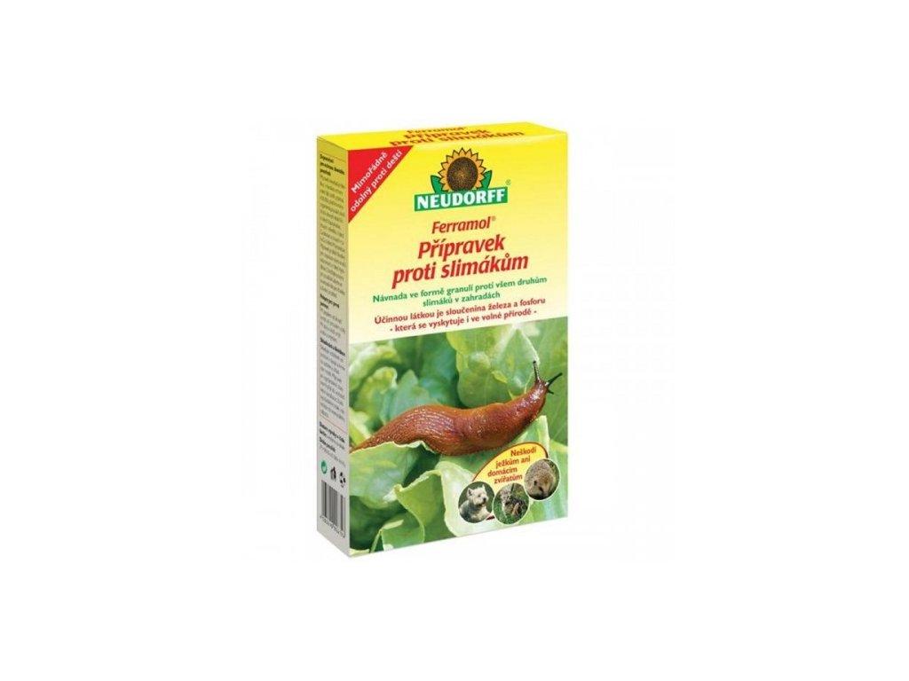 Ferramol - přípravek proti slimákům 1 kg