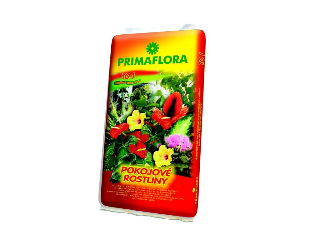 Substrát pro pokojové rostliny 10 l PRIMAFLORA