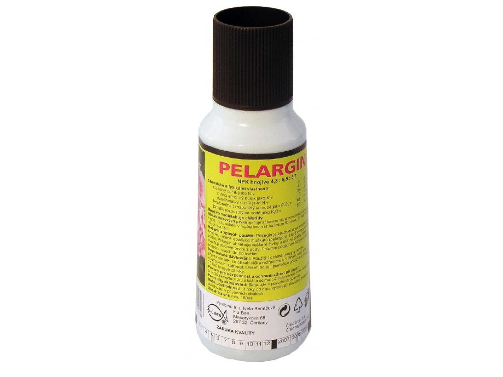 Pelargin  180 ml