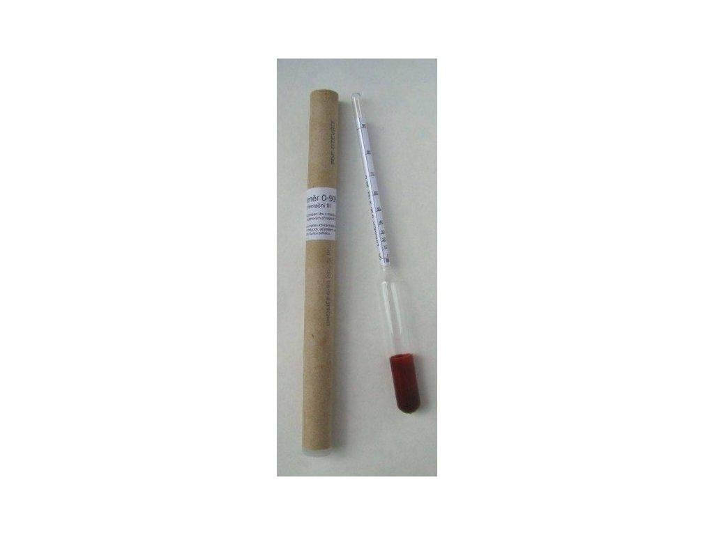 Lihoměr bez teploměru 0-100%,2% - krátký