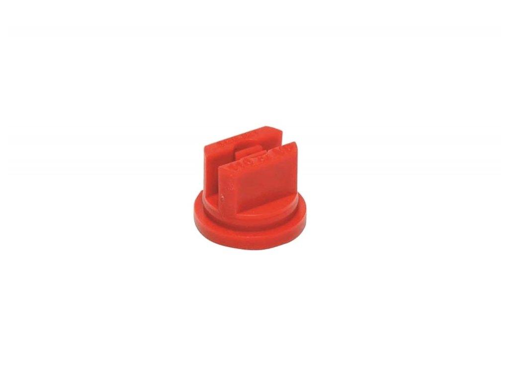 SOLO - Tryska štěrbinová červená 04F110