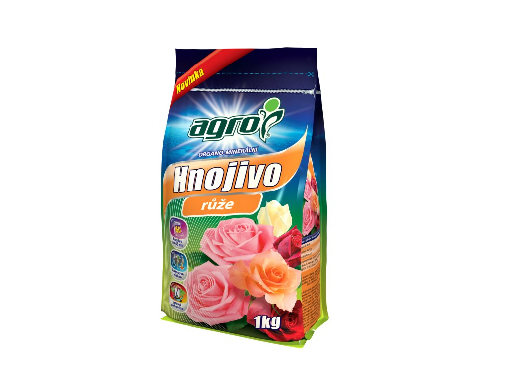 OM hnojivo na růže   1 kg (Agormin)