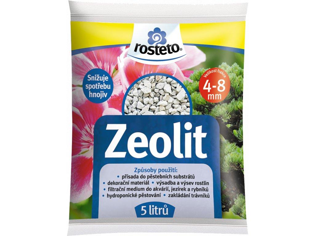 Zeolit Rosteto 4-8mm - 5l