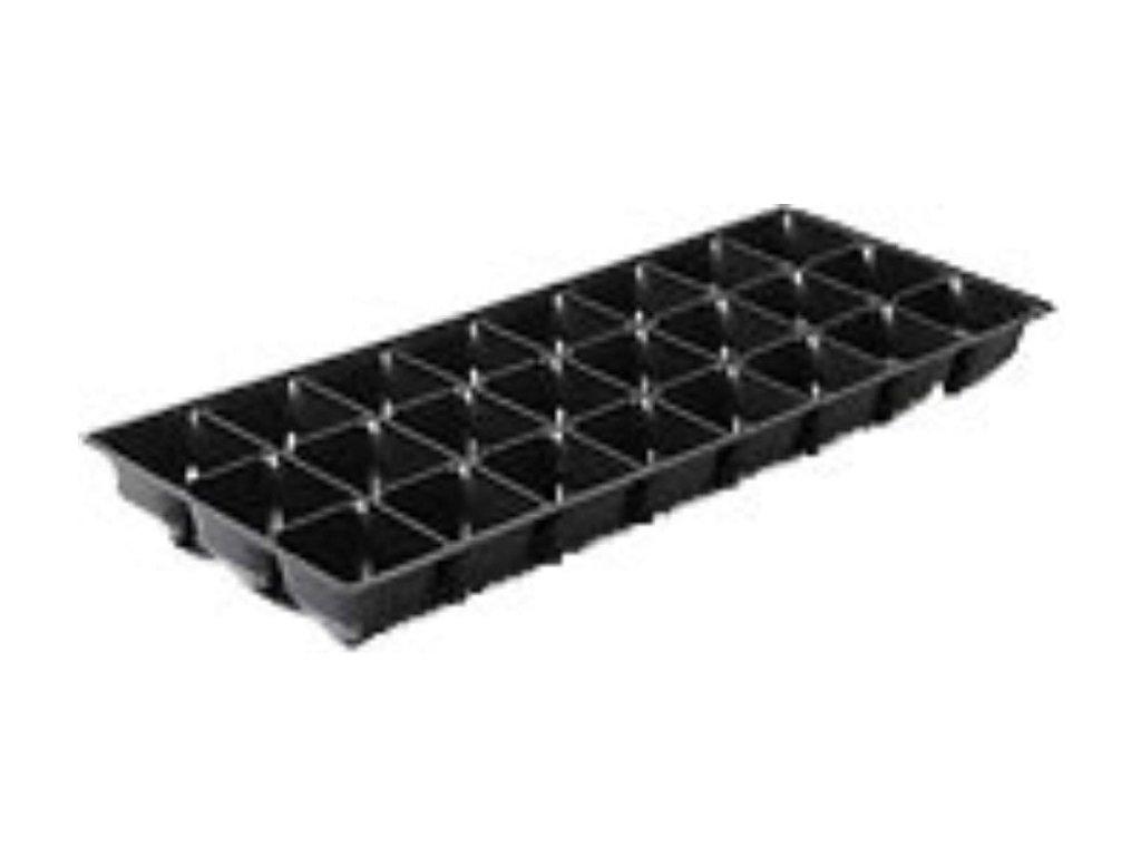 Sadbovač SDIV 40 jamek - plast černý