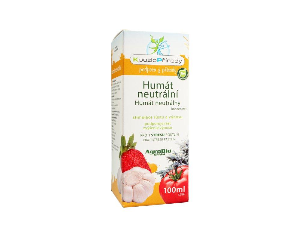 Kouzlo přírody - Humát neutrální  100 ml