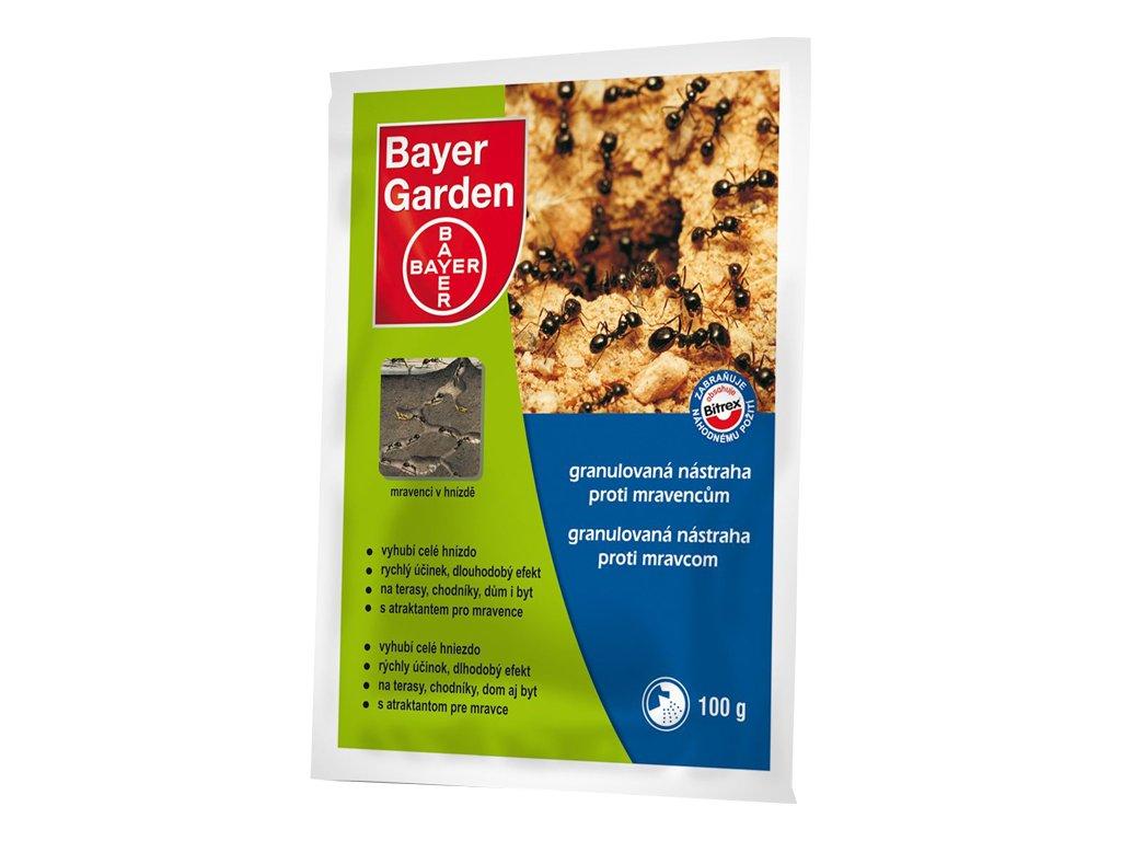 BG Granulovaná nástraha proti mravencům 100 g