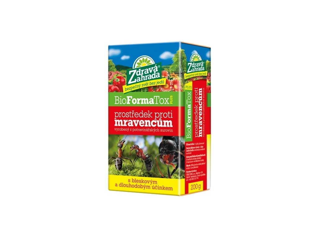 Bioformatox Plus - Zdravá Zahrada - 200 g
