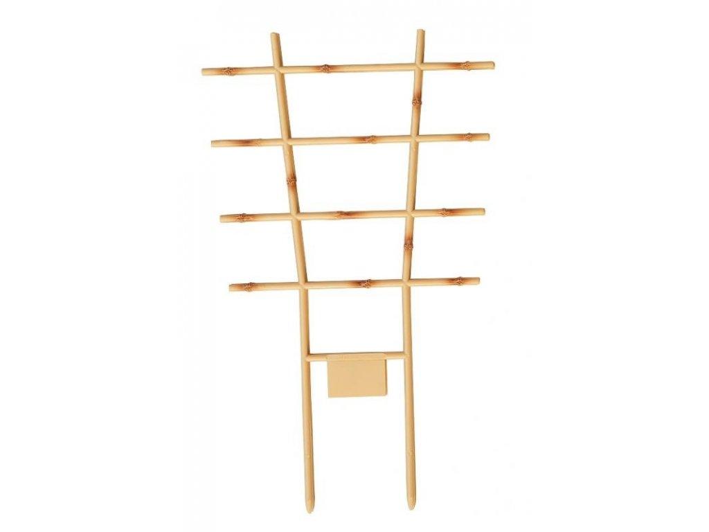 Mřížka Vertica 34cm, 2ks, bambus