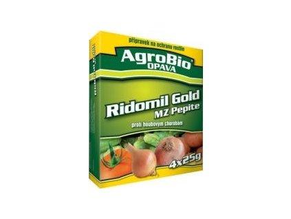 Ridomil Gold MZ Pepite 4 x 25 g