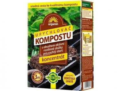 Urychlovač kompostu - koncentrát 1 kg