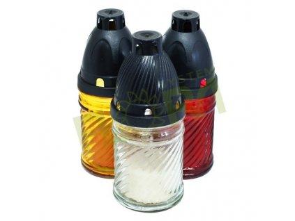 Svíčka Waršawa malá 33L sklo 40 g