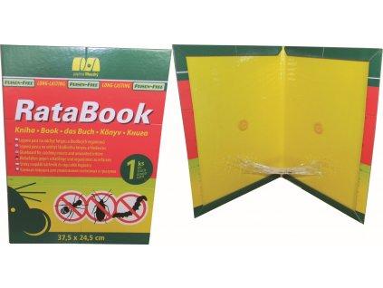 Lepová past RataBook