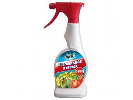 Choroby rajčat a okurek STOP RTD 0,5l spray