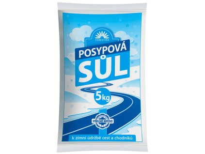 Posypová sůl - 5 kg