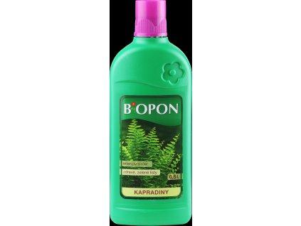 Bopon - kapalné hnojivo na kapradiny 500 ml