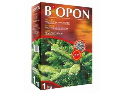 Bopon - podzimní hnojivo na jehličnany 1 kg