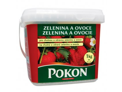 Pokon hnojivo - zelenina a ovoce 1 kg