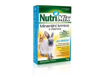 NutriMix pro králíky  1 kg - Vitamix