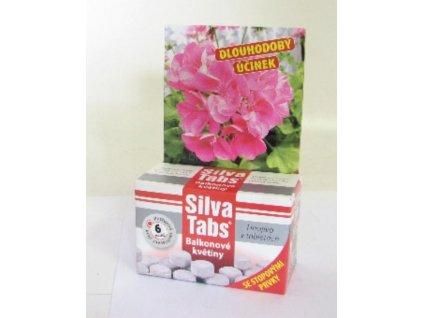 SILVA TABS Balkónové květiny 250 g
