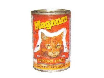Magnum KOČKA masová směs 410 g