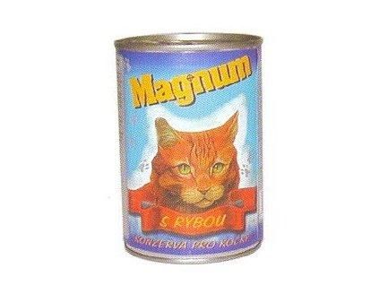Magnum KOČKA ryba 410 g